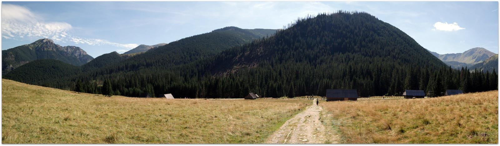 Chochołowska Valley