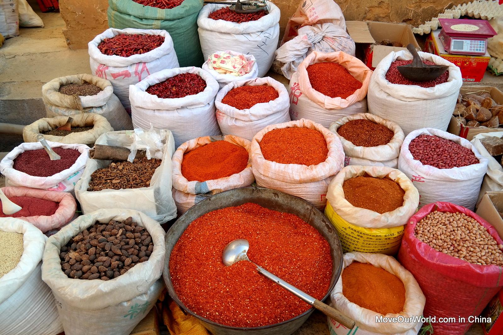 Shaxi Market