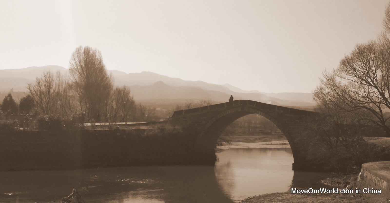 Shaxi bridge