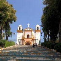 Move Our World Mexique San Cristobal de las casas Chiapas Church